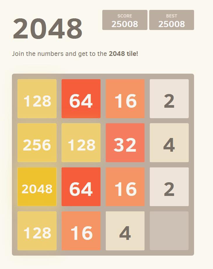 2048 - The New Flappy Bird Hits Nashoba