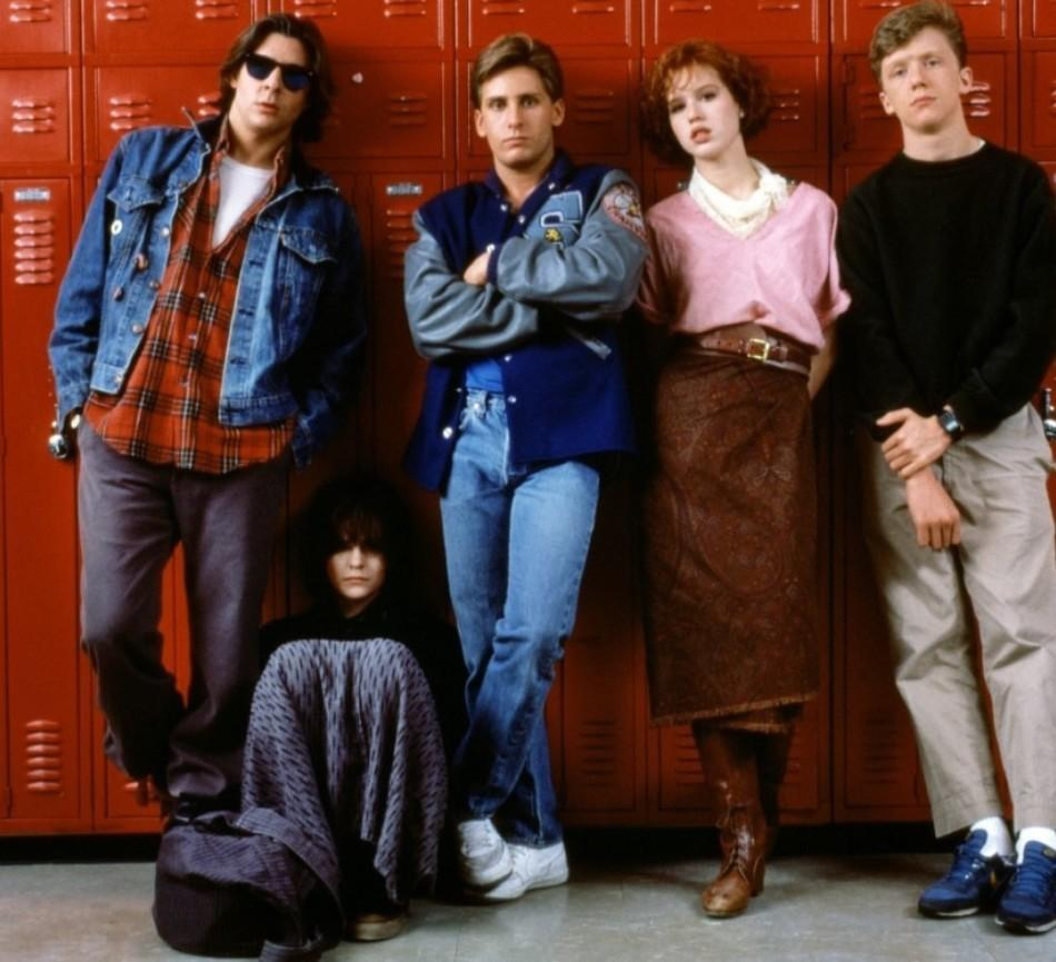 The Eight Day Anniversary of the 30th Anniversary of The Breakfast Club