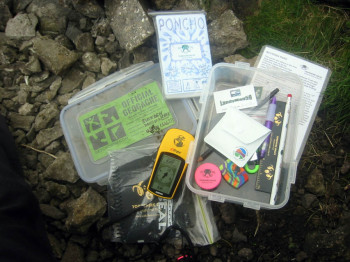 Geocaching: A Test for a Quest