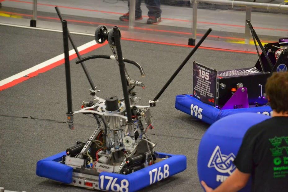 Southington Regional FIRST Robotics Competition: