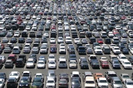 Car Lot Crackdown