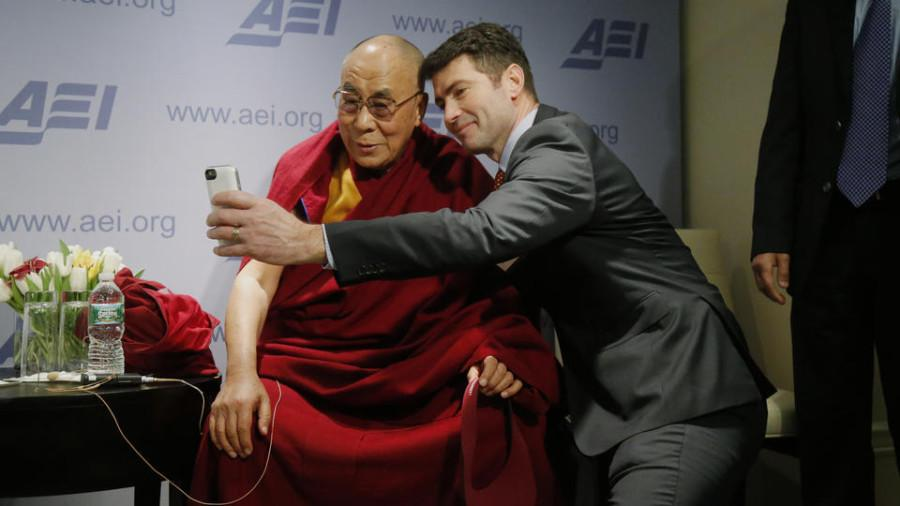 Nashoba attends SPARK 2014 - A Conversation with His Holiness -