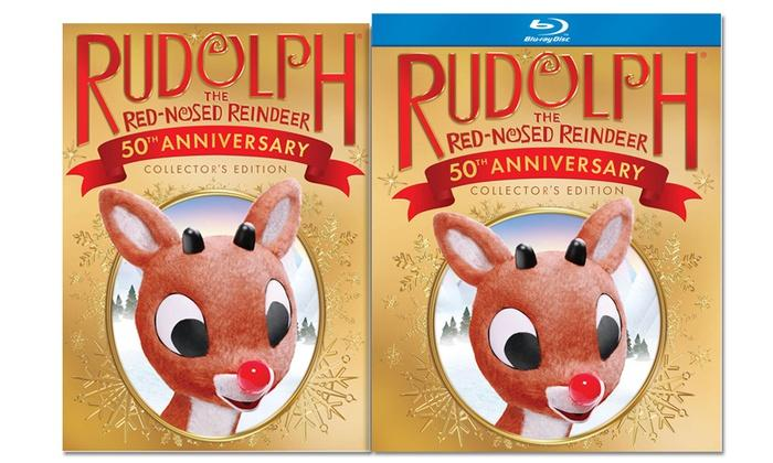 """Holiday Classic """"Rudolph the Red Nosed Reindeer"""" Turns Fifty"""