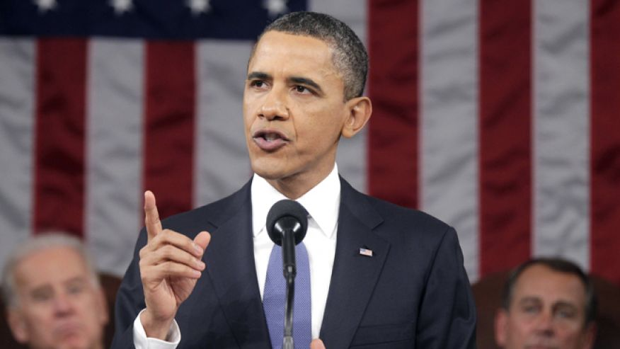 State of the Union Address Highlight