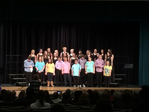 Spring Music; Chorus Edition
