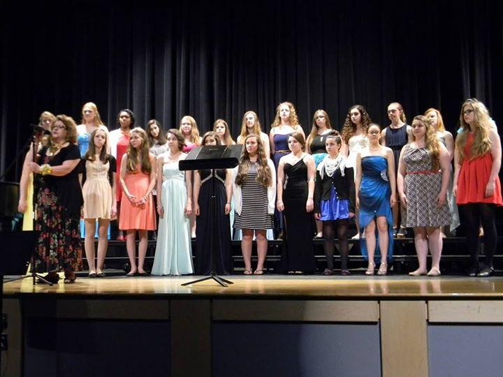 Nashoba Regional High School's Concert Choir