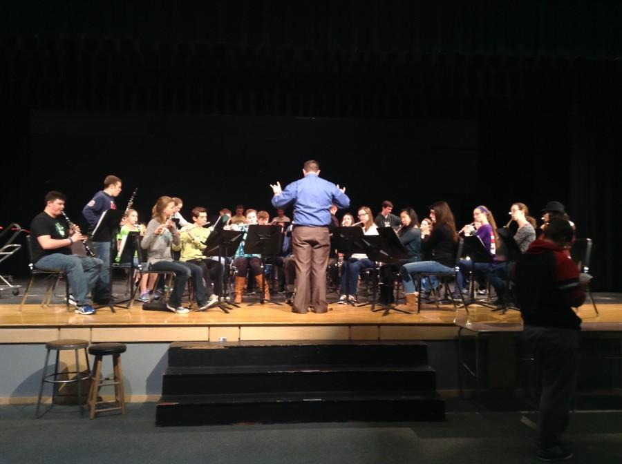 Spring Music; Band Edition