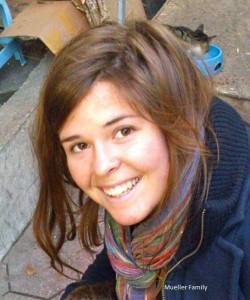 American Hostage, Kayla Mueller, killed by ISIS