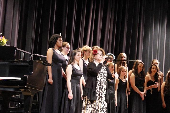 Nashoba Choir Director's Last Concert