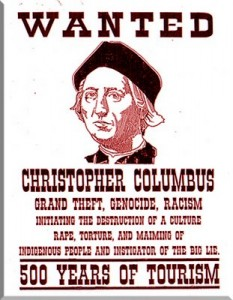 Columbus Day: A Celebration of Genocide