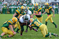 Nashoba Football in the Playoffs? You bet.