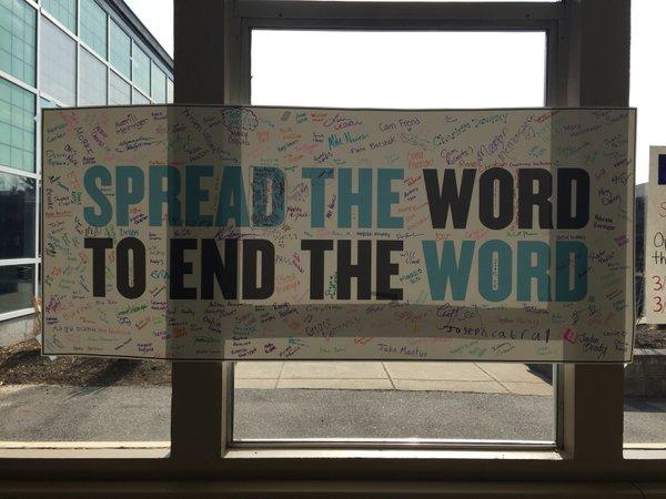 Nashoba Students Pledge To End The R-Word