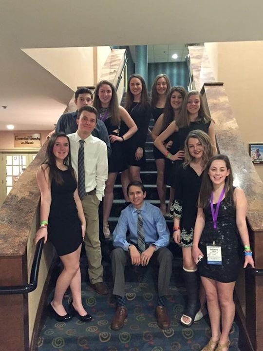 Student Councils Trip to MASC