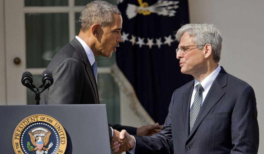 Obama's Nomination for Supreme Court