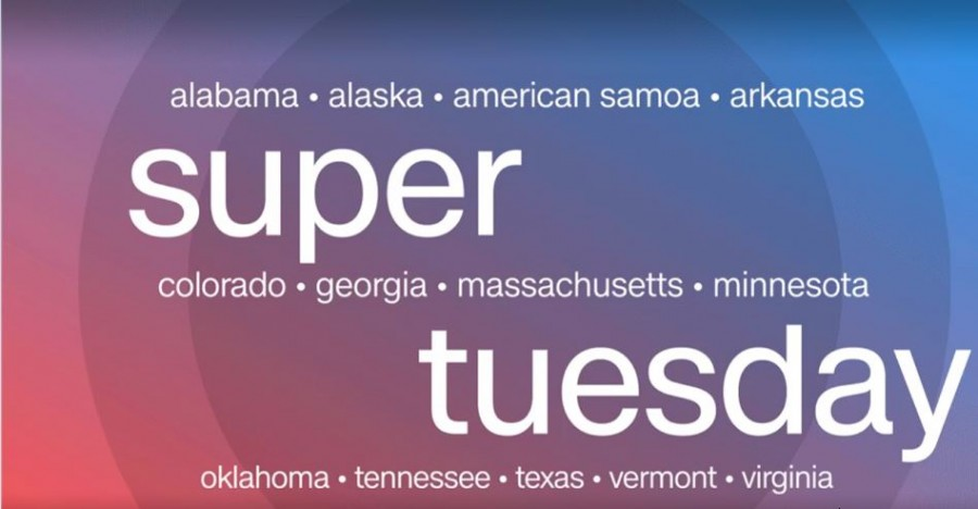 Super Tuesday - Winners and Losers