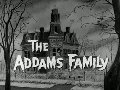 The Addams Family Behind The Scenes: Set Paint