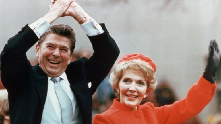 Nancy Reagan: The First Lady