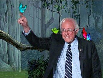 Bernie Wins Three More States