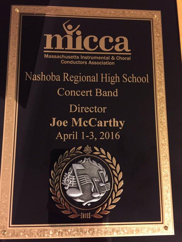 Nashoba Music Takes on MICCA