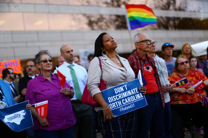 New anti-LGBTQ Law Enacted in North Carolina