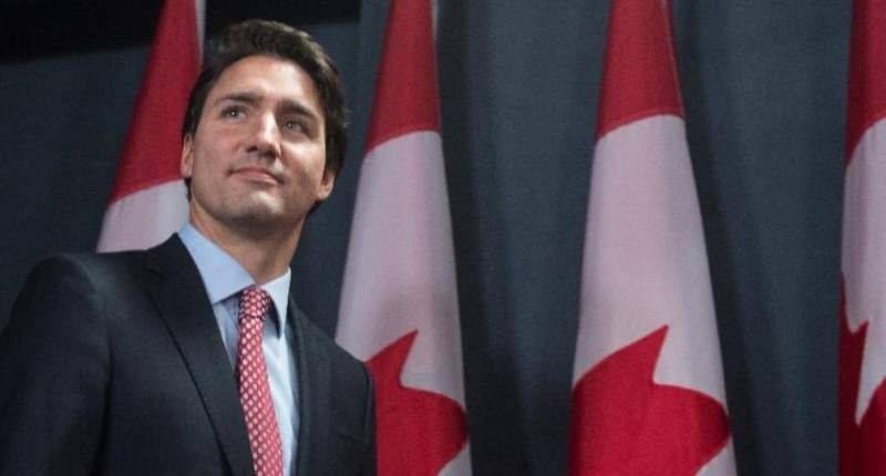 First Stumble for Canadian Prime Minister