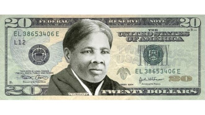 The Changing Face of American Currency