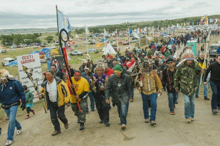 The North Dakota Access Pipeline