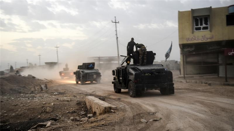 The Battle for Mosul Rages On