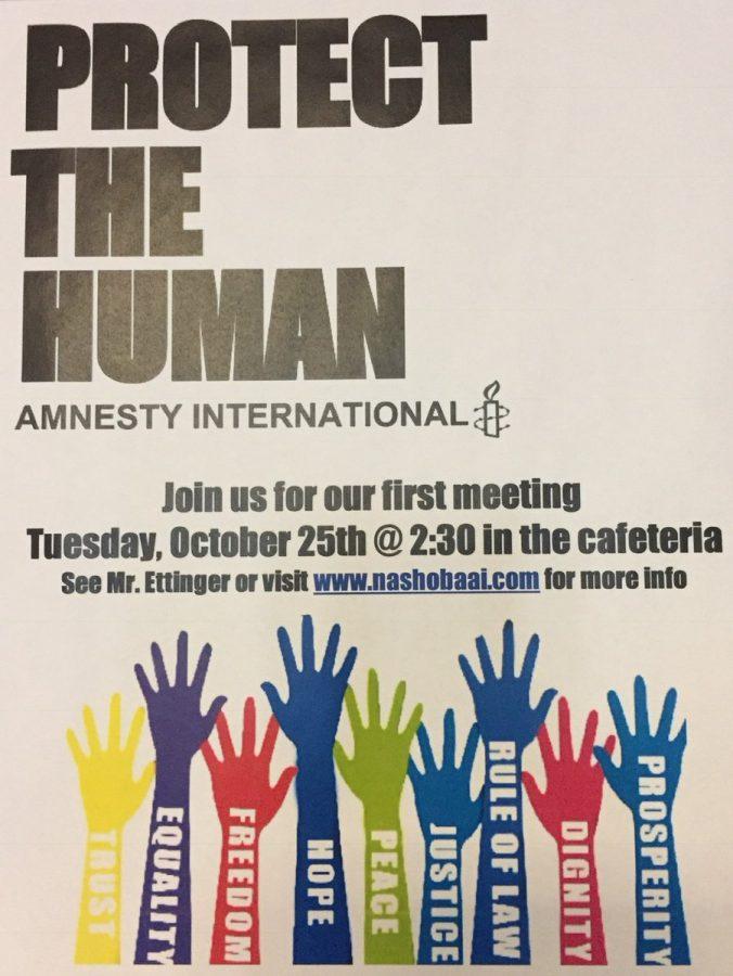 December Awareness: National Human Rights Month