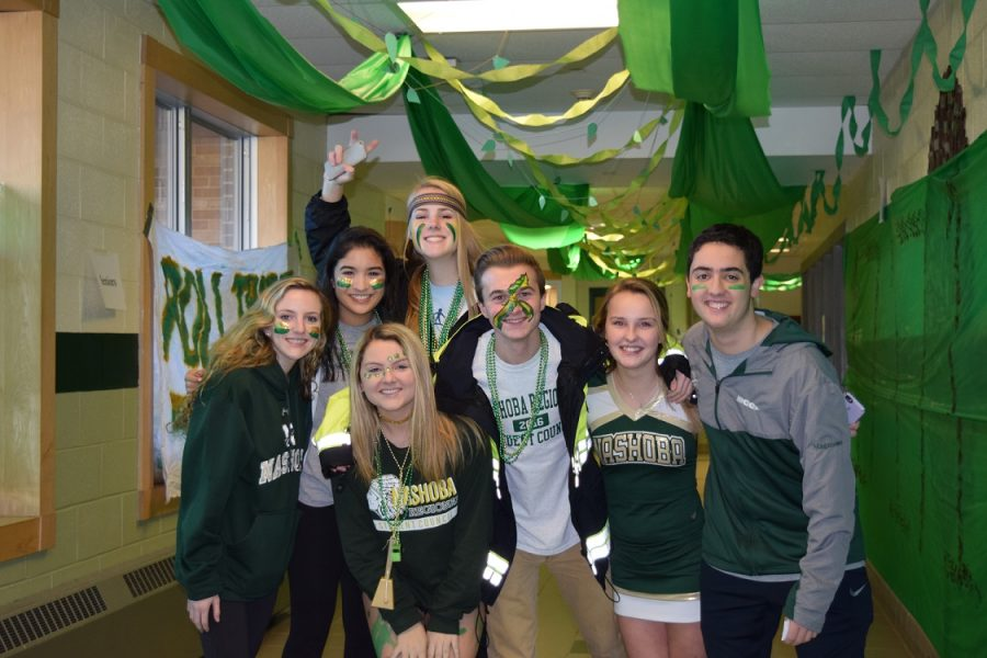 Lip Dub and Pep Rally Review