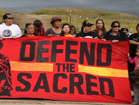 An Update on the Dakota Access Pipeline Protest
