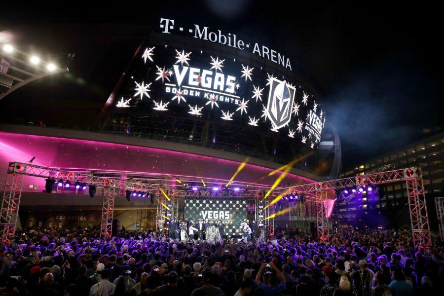 The NHL Introduces The Vegas Golden Knights