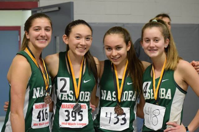 Nashoba Track and Field is Heading to Districts