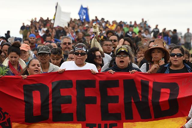 An Update on the Dakota Access Pipeline