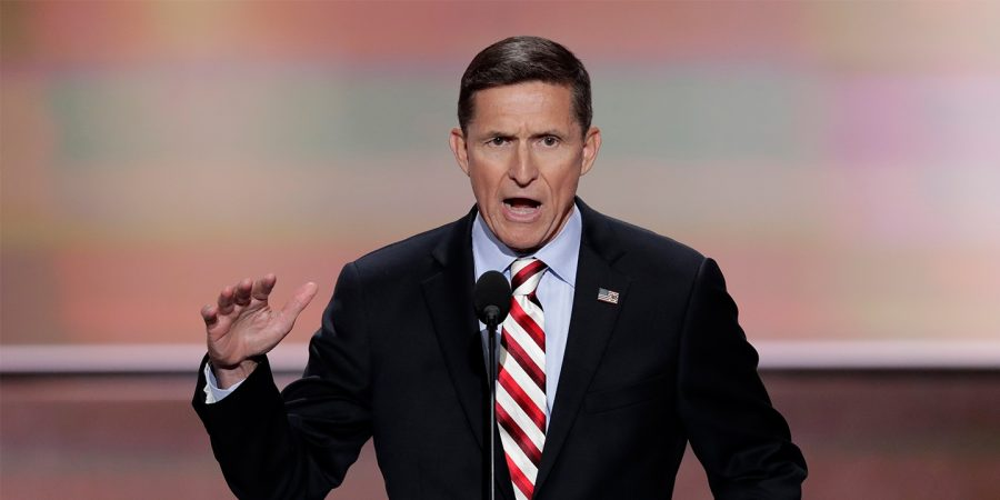 Michael Flynn Resigns as National Security Adviser to President Trump