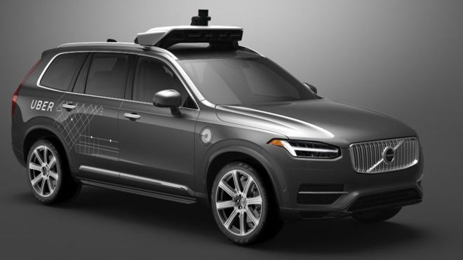 Are Ubers Self-driving Cars Over After a Crash?