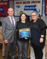 Ms. Rich is Named Best AD Of The Year