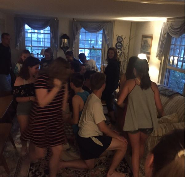 YL musical chairs