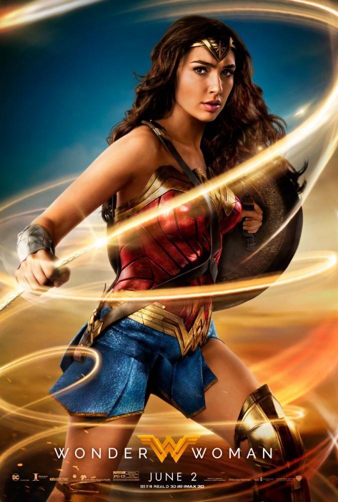 New Wonder Woman Must-See Movie!