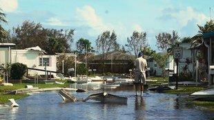 Hurricane Irma's Damage in Florida