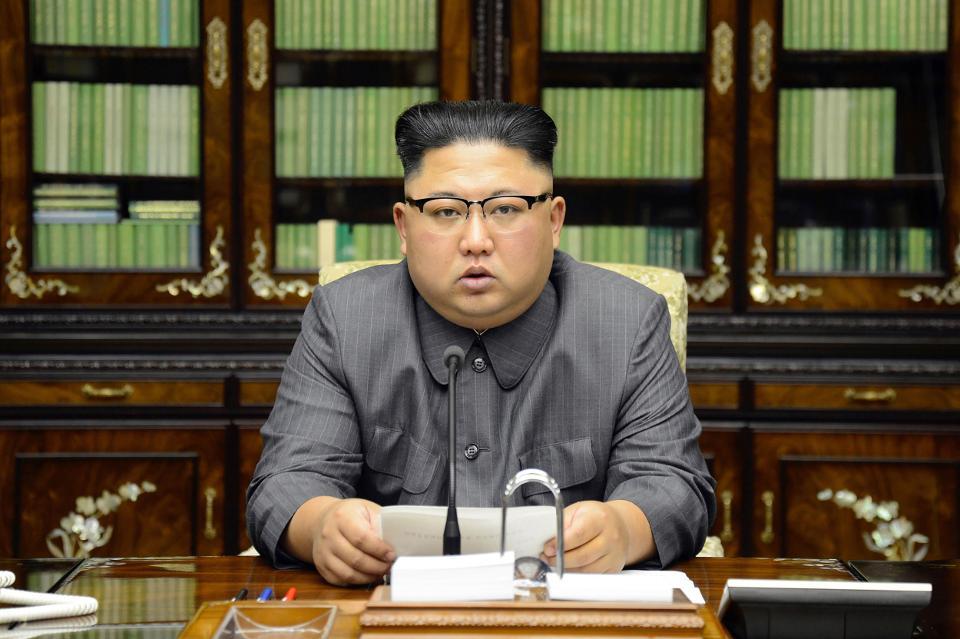 Kim Jong Uns Response to the Presidents UN Speech