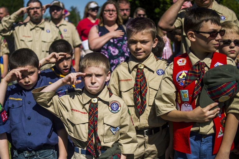 Boy Scouts Allowing Females to Join