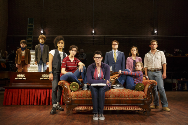 The Fun Home National Tour Exceeded Expectations During It's Boston Run