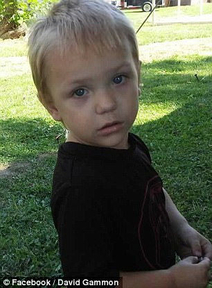 Anakin Gammon- 2 year old boy- found in a pool.