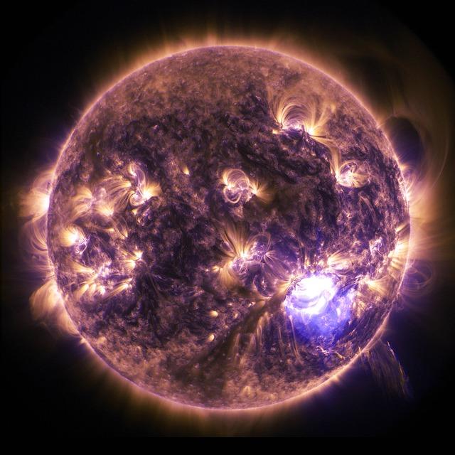 19th-Century Teenage Astronomer Documented a Rare Solar Flare