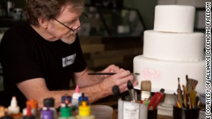 Wedding Cake Dispute Leads to Supreme Court Case on LGBT Discrimination