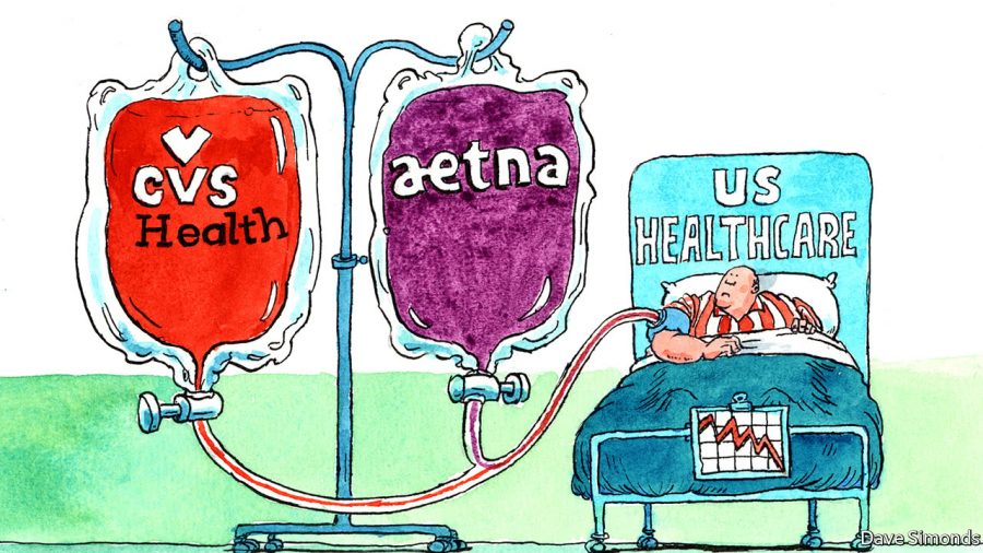 CVS+Merges+with+Aetna