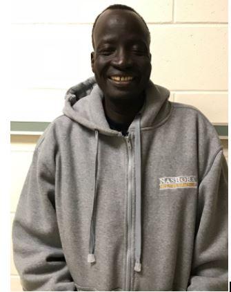 John Deng, Custodian at Luther Burbank Middle School