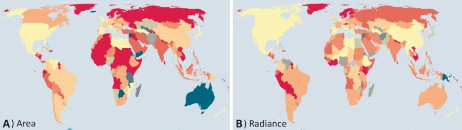 Credi by Kyba et al. / Science Advances