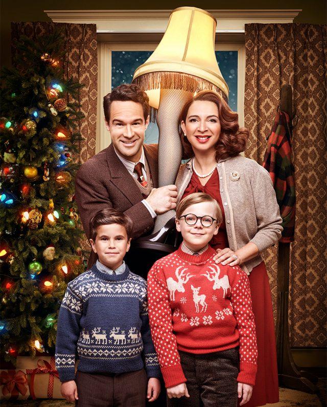 """""""A Christmas Story"""" Comes to Life on Fox"""